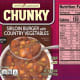 Thousands of pounds of meat and chicken soup products have been recalled.