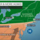 Increase In Heat, Humidity Will Lead To Chance For Rounds Of Storms