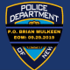Officer Brian Mulkeen