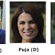 White Plains Common Council candidates Brian Peroni, Jennifer Puja and Victoria Presser