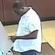 Suffolk County Crime Stoppers and Riverhead Town Police are seeking the public's help to identify and locate the man who made unauthorized withdrawals from a bank in Riverhead in August.