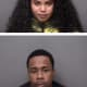 Stop Of Jaguar Missing Front Plate Leads To Multiple Charges For Man, Woman In Darien