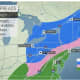 Eye On The Storm: Get Set For Plunge In Temperatures After Mix Of Rain, Sleet, Snow