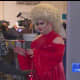 Asbury Park Drag Queen Crashes Trump Impeachment Hearings