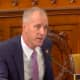 Congressman Sean Patrick Maloney questions Lt. Col. Alexander Vidman on Tuesday, Nov. 19 during the third day of impeachment hearings.