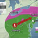 Weekend Storm Will Bring Rain With Wintry Mix In Parts Of Region