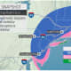 Storm Watch: Here's When Snowfall Will Arrive, End In Round 2 Of Storm