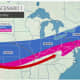 Stormy Stretch: Separate Systems Will Move Through, With One Bringing Wintry Mix, Snow