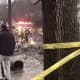 A small plane headed for Westchester County Airport crashed into a Maryland home, killing one.