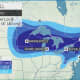 Projected Snowfall Totals Released For First Potential Snowstorm Of New Year