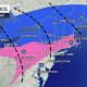 Here's When Storm System Will Bring Mix Of Snow, Ice, Rain To Region