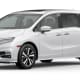 Honda Recalls Best-Selling Minivan Due To Fire Risk