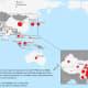 Coronavirus continues to spread around the globe.