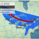 An Alberta Clipper system at the end of the week could bring some snow to parts of the region.