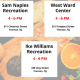 The City of Trenton is distributing free dinners to children at three locations from 4 to 6 p.m.: Sam Naples Recreation Center, 611 Chestnut St.; West Ward Center, 351 Prospect St.; and the Ike Williams Recreation Center, 238 Clay St.