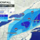 Projected Snowfall Totals Released For Early Week Storm