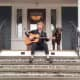 Goo Goo Dolls Frontman Gives Union County Porch Performance
