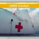 The USNS Comfort is due to arrive on Monday, March 30 in New York Harbor.