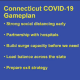 Gov. Ned Lamont outlined the five steps Connecticut is taking to battle COVID-19.