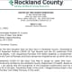 The request for the containment zone from Rockland County Executive Ed Day to Gov. Andrew Cuomo appears in the second paragraph of the letter shown here, written on Thursday, April 2.