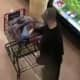 New York State Police investigators are attempting to locate a man who stole a cart full of groceries from TOPS Market in Rhinebeck.