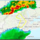 Storm Watch: Severe Thunderstorm Warning Issued For Much Of Area