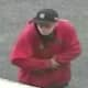 A man is wanted after stealing $13,000 worth of items from an Islip Terrace furniture store.