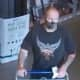 A man is wanted after allegedly stealing a variety of power tools from Lowe's in Commack.