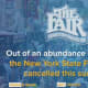 The New York State Fair has been canceled due to the COVID-19 outbreak.