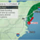 The tropical system will bring localized flash flooding and travel disruptions.