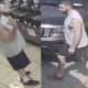 Two men are wanted for robbing and assaulting a store clerk at 7-Eleven in Hewlett.