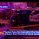 UPDATE: 3 Suspects In Custody After Stolen Car Crash Injures 6 Trenton Police Officers