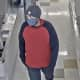 A man is wanted for robbing a People's Bank branch in Stop & Shop in Milford.