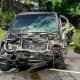Chevrolet Trailblazer wrecked in Marlboro