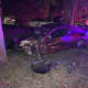 Two Hospitalized In Rockland Crash