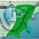Here's When To Expect Heaviest Rain During Wet, Warm Stretch