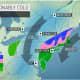 Soaking Rain, Gusty Winds, Snow In Spots Will Be Followed By Sharp Drop In Temps