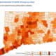 COVID-19: Here's New CT Testing Positivity Rate; Rundown Of Cases By County, Community