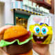 Jersey City Ice Cream Shop Brings SpongeBob's 'Krabby Patty' Sliders To Life