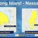 "New ""yellow zones"" have been designated in Nassau County."