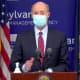 Gov. Tom Wolf Gets His First Dose Of Vaccine
