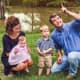 Luke Letlow, 41, is survived by his wife, Julia Barnhill Letlow, Ph.D., and two young children.