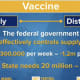 New York Gov. Andrew Cuomo said there is a supply and demand problem for the COVID-19 vaccine.
