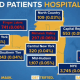 Long Island has among the most COVID-19 patients hospitalized.