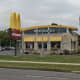 Suspect On Loose After Armed Robbery At CT McDonald's