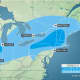 Pair Of Storms Threaten Region With More Snow This Week