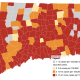 COVID-19: CT Positivity Rate Hovers Near 2 Percent; Here's New Breakdown By County, Community