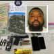 Delaware County Traffic Stop Turns Up Cash, Pot, Handgun