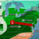 A look at conditions projected for Friday night, May 28.