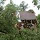 Home Destroyed During Height Of Severe Thunderstorms In Hudson Valley